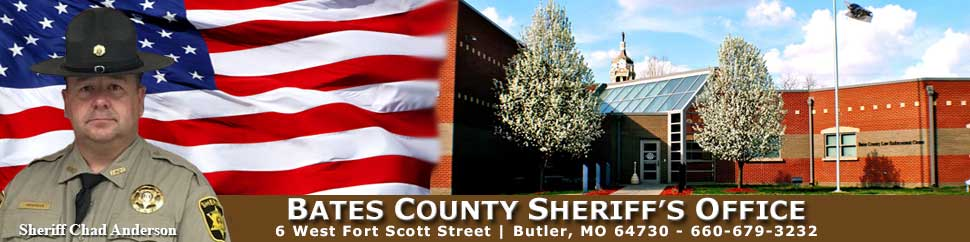 Bates County Sheriff's Office